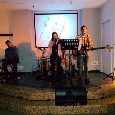 Adoración en Sion