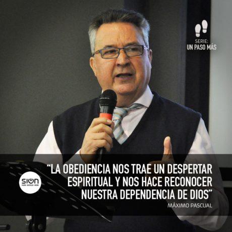 10-03-2019 MÁXIMO PASCUAL – OBEDIENCIA, CONDICIÓN PARA LA RESTAURACIÓN