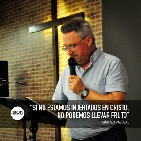 18-08-2019 MÁXIMO PASCUAL – INJERTADOS EN CRISTO