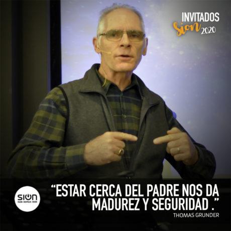 21-02-2020 THOMAS GRUNDER – CRECER EN MADUREZ