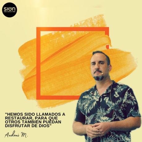 07-06-2020  ANDONI MIRALLES – EL REY TE LLAMA