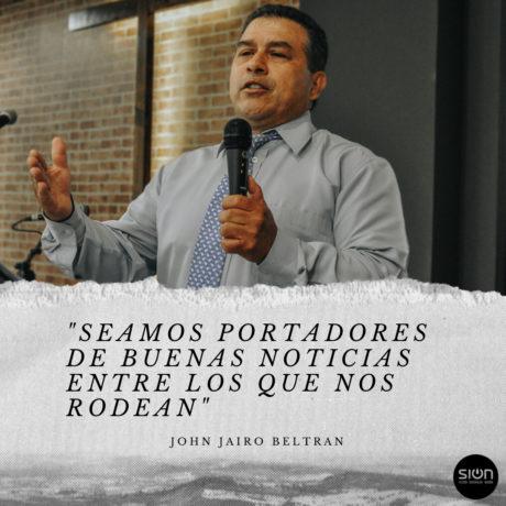 21-06-2020  JOHN JAIRO BELTRÁN – BUENAS NOTICIAS
