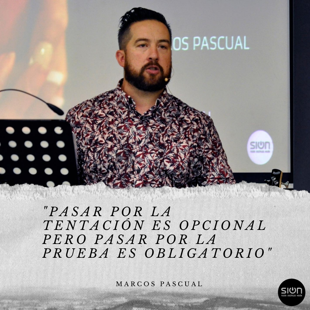 09-08-2020  MARCOS PASCUAL – VENCIENDO LA TENTACIÓN