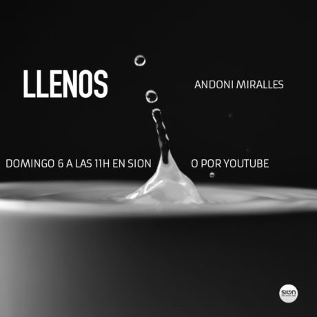 LLENOS – ANDONI MIRALLES