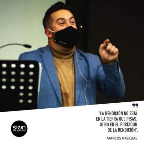 28-03-2021 PORTADORES DE BENDICIÓN – MARCOS PASCUAL