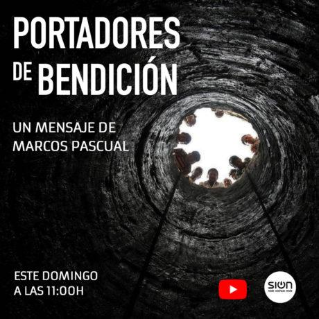 PORTADORES DE BENDICIÓN