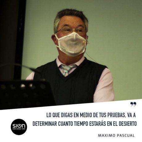 21-03-2021 EL PODER DE LAS PALABRAS – MAXIMO PASCUAL