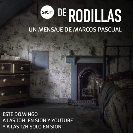MARCOS PASCUAL – DE RODILLAS