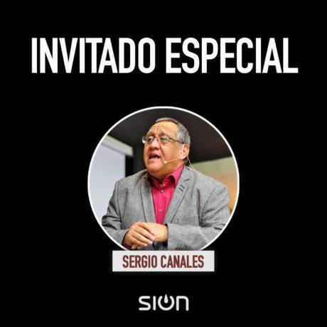 SERGIO CANALES – INVITADO ESPECIAL