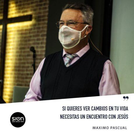 23-05-2021 UN ENCUENTRO CON JESÚS – MAXIMO PASCUAL