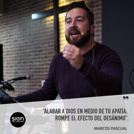 27-06-2021 VENCIENDO EL DESÁNIMO – MARCOS PASCUAL