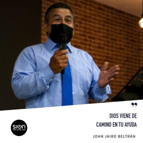 30-05-2021 EL DÍA DESPUÉS – JOHN JAIRO BELTRÁN