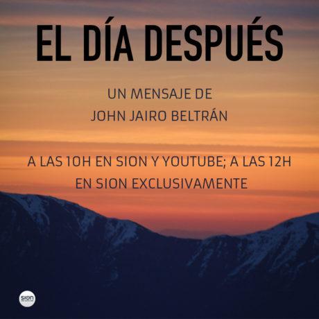 JOHN JAIRO BELTRÁN – UN ENCUENTRO CON JESÚS