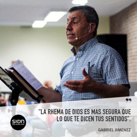 05-09-2021 INVITADO ESPECIAL – GABRIEL JIMÉNEZ